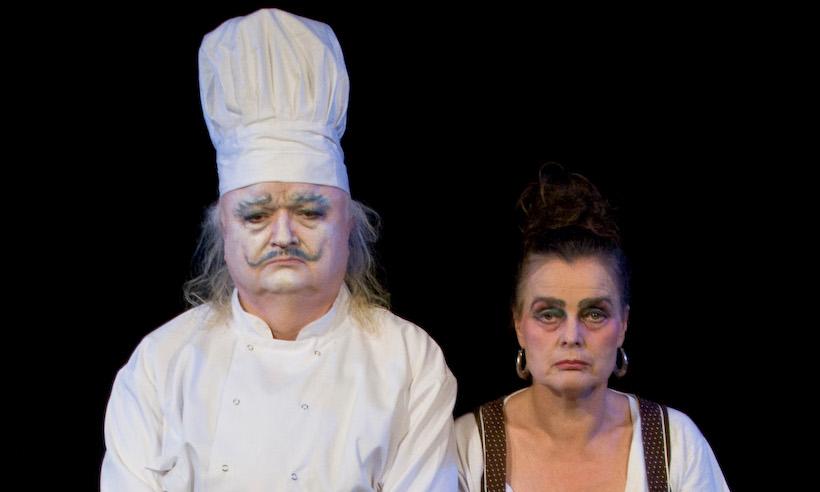Theaterszene. Foto:Ida-Hentschel.
